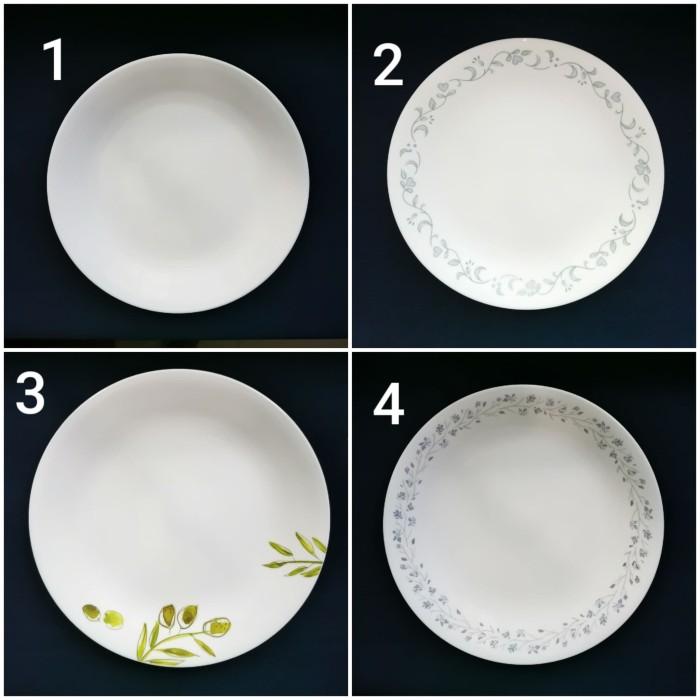 Foto Produk Corelle Luncheon Plate - Essential Series. SKU 108 dari Toko HCK