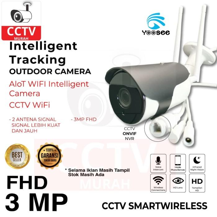 Foto Produk CCTV CAMERA IP OUTDOOR REAL FHD 3MP dari CCTV-MURAH