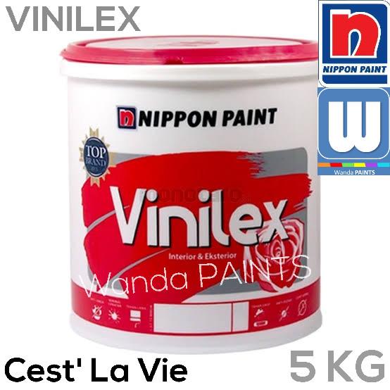 Jual Nippon Vinilex 5 Kg Warna Pink 1308p Cat Tembok Interior Jakarta Barat Wanda Paints Tokopedia