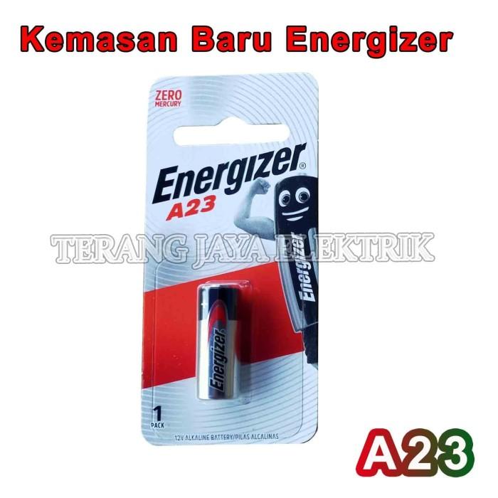 Foto Produk Baterai Remote/ Bell/ mainan 23A / A23 12V Energizer dari tk terang jaya elektrik