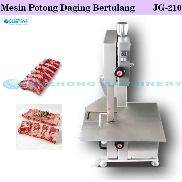 Foto Produk Mesin Potong Daging Bertulang JG-210 dari XUZHONG MACHINERY