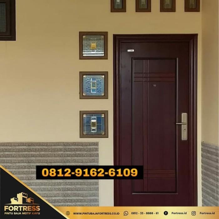 Jual 0812 9162 6109 Fortress Model Pintu Rumah Minimalis 2020 Lampung Ba Kab Tangerang Jayabarusteelbinong Tokopedia