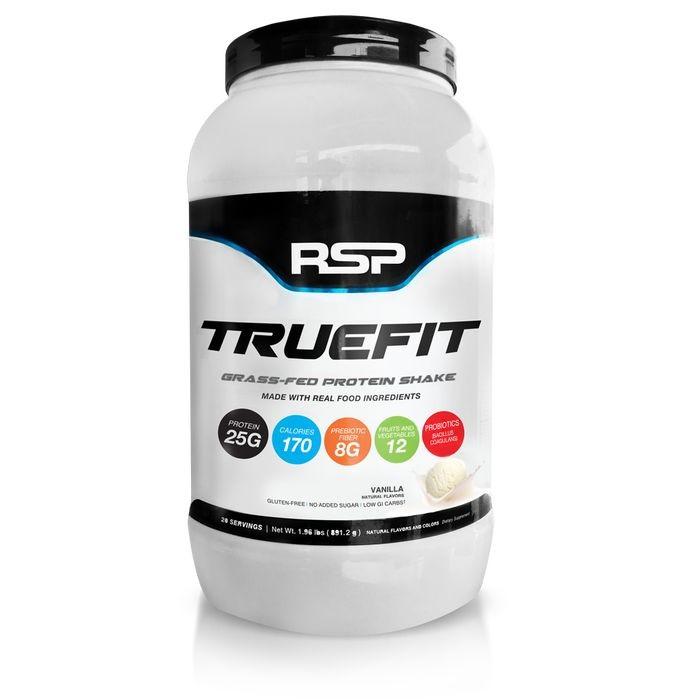 Foto Produk Suplemen Fitness TrueFit Lean Protein 2lbs RSP True Fit Whey Protein dari Unique Kingdom
