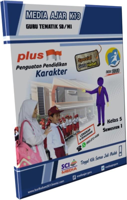 Jual Cd Rpp Silabus Adm Guru Sd Mi Kelas 5 Semester 1 K13 Ta 2019 Kab Bantul Guru Penggerak Indonesia Tokopedia