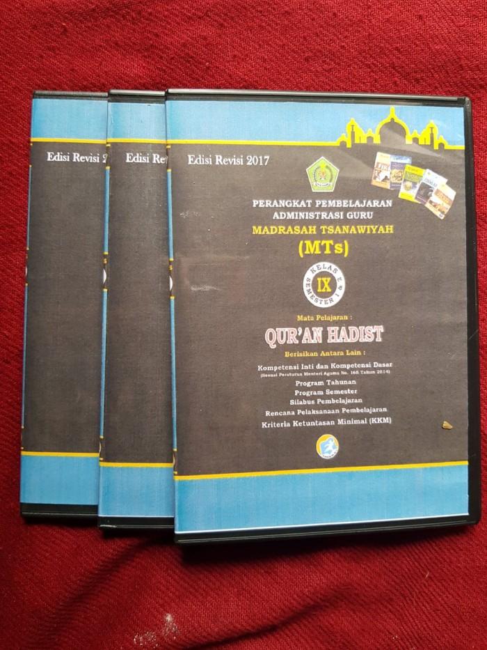 Jual Cd Rpp Smp Mts Matpel Quran Hadist Qurdist Kurtilas Kelas Vii Kota Surakarta Zenikostore2020 Tokopedia