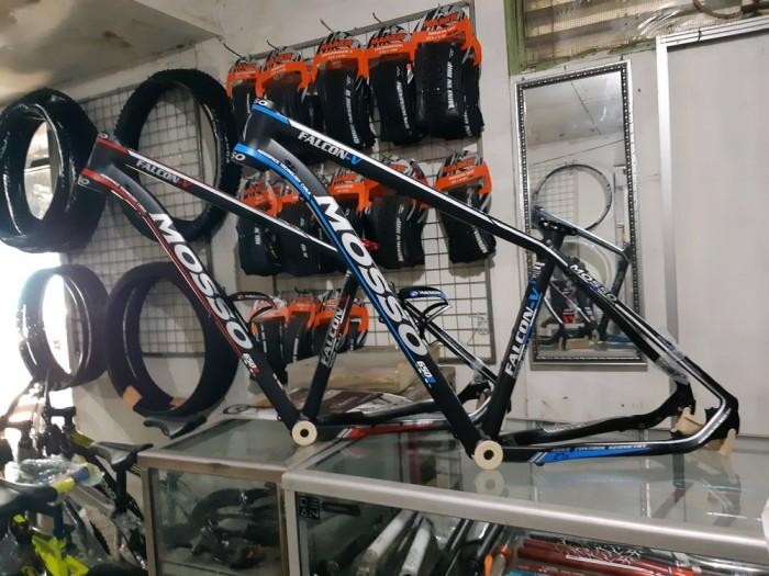 Jual Frame sepeda MTB Mosso Falcon V 27.5 - Kab. Berau