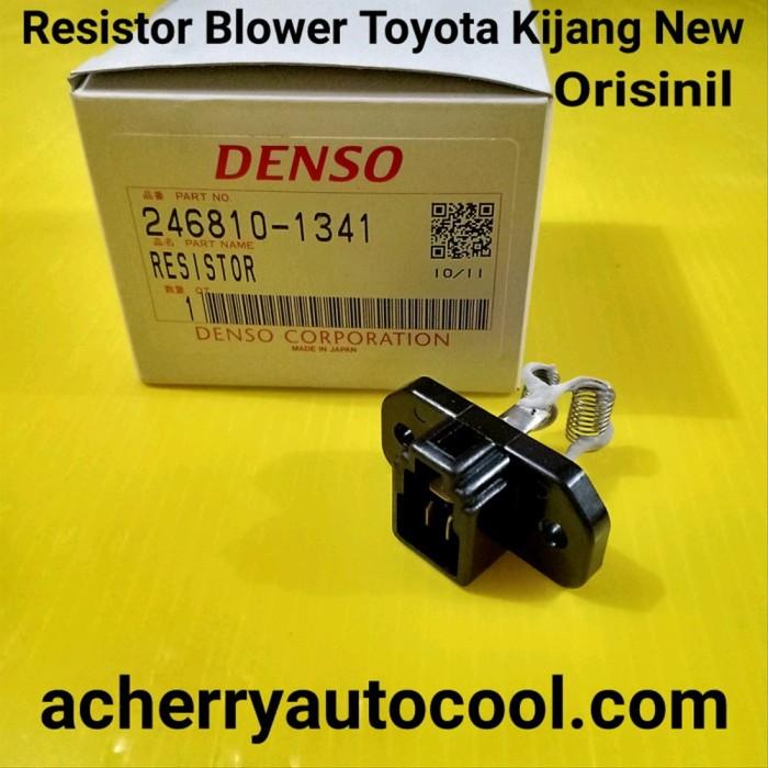 Foto Produk Resistor Blower Toyota Kijang New Orisinil dari amastore2020