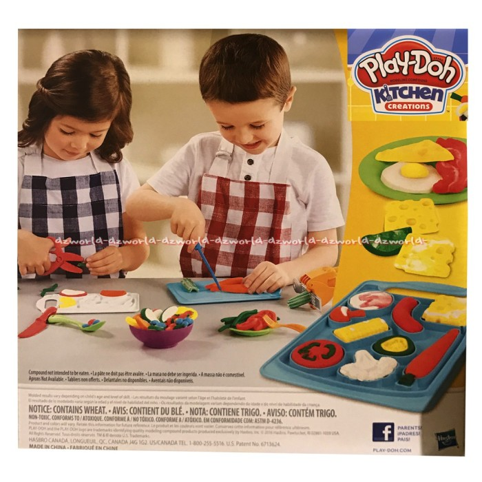 Jual Pretend Play Play Doh Kitchen Creations Playdoh Masak Masakan Kab Kuningan Rizki Sudiati Tokopedia