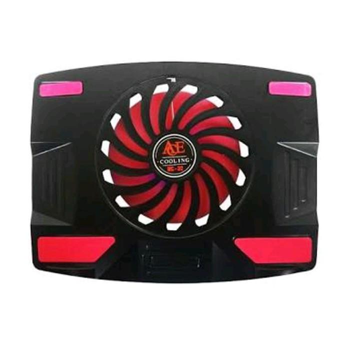 Foto Produk Cooling Pad Big Fan Pendingin Laptop NC-32 dari rusydan