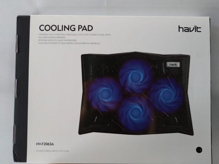 Foto Produk HAVIT HV F2063A Laptop Cooling Pad dari Junaedi11