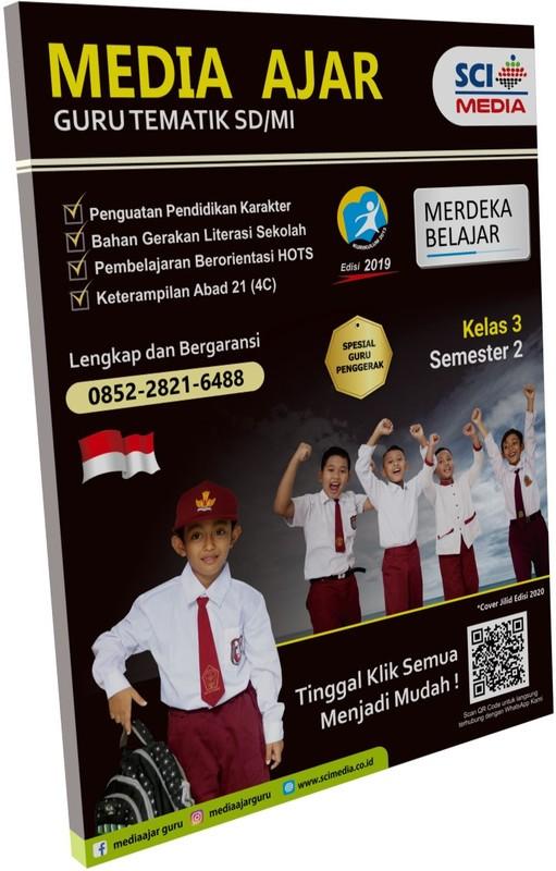 Jual Baru Cd Rpp Silabus Adm Guru Sd Mi Kelas 3 Semester 2 K13 Ta 2019 Kab Bantul Guru Penggerak Indonesia Tokopedia