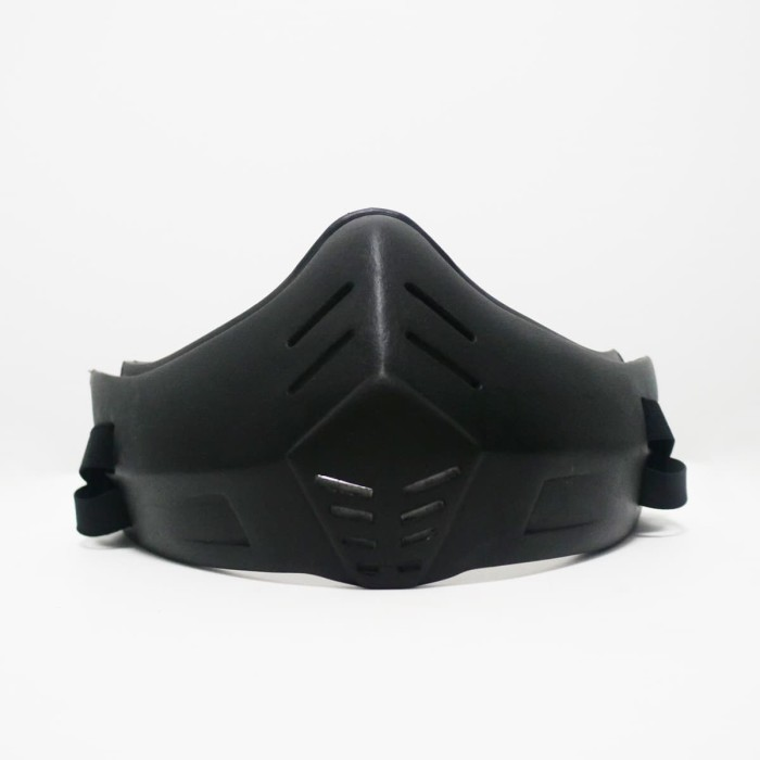 Foto Produk Masker Helm YRM Cargloss - Black dari Helm Cargloss