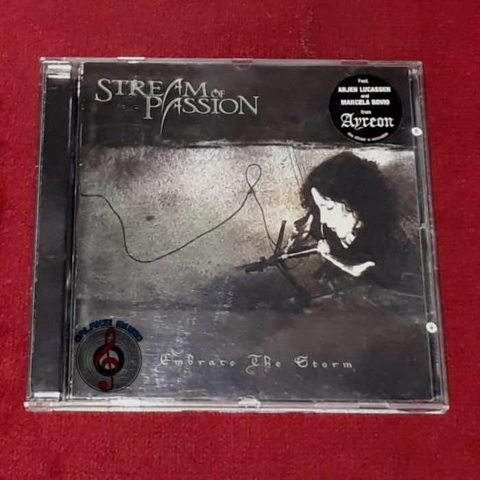 Foto Produk CD- Stream Of Passion – Embrace The Storm dari GALAKSI MUSIC