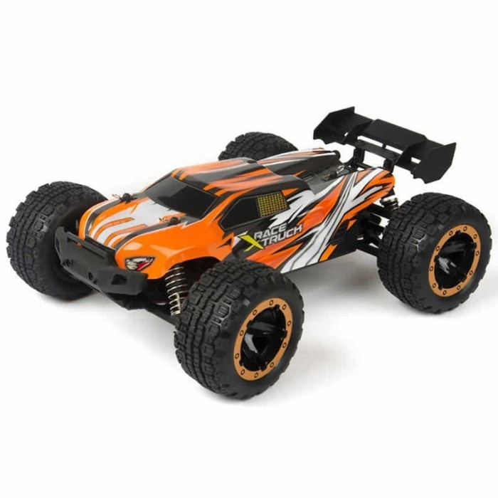 Foto Produk SG1602 TRUGGY BRUSHLESS (ORANGE) 1/16 2.4GHZ RC CAR #SG1602O-BL1 dari Helihantoys