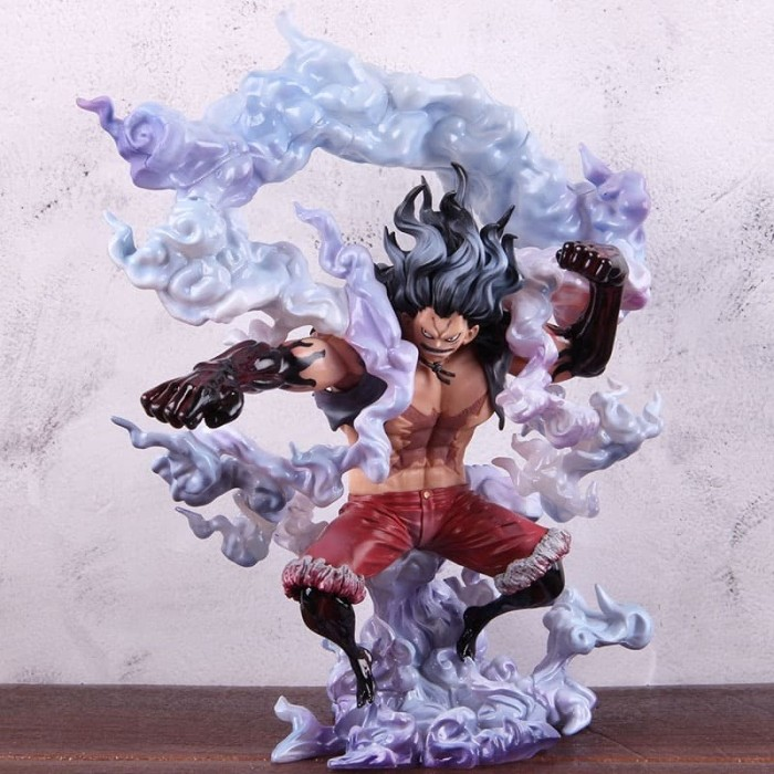 Foto Produk King of Artist One Piece The Snake Man Luffy Gear 4 Snakeman Figure dari Netizena Indonesia