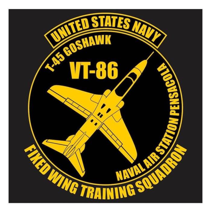 Foto Produk Mc Donnel Douglas T-45 Goshawk 1 Cutting Sticker new dari fast accesoris