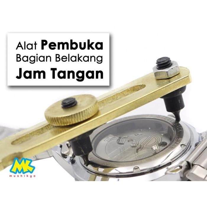 Foto Produk Alat Pembuka Jam Tangan - Watch Opener / Repair Tool - panjang dari Mushikyo