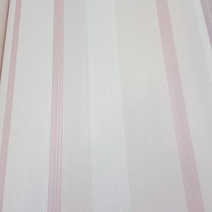 Jual Tabriiz Wallpaper Dinding Garis Salur Glitter Warna Pink Peach Jakarta Pusat Tabriizs Tokopedia