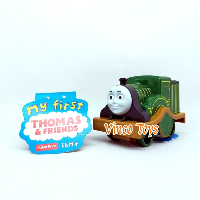 Jual Emily My First Thomas And Friends 18m Fisher Price Kab Bogor Vinco Toys Tokopedia