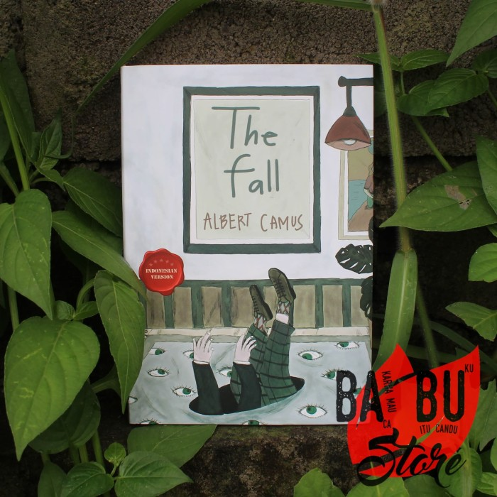 Foto Produk Novel The Fall Albert Camus Original dari BaBu Store