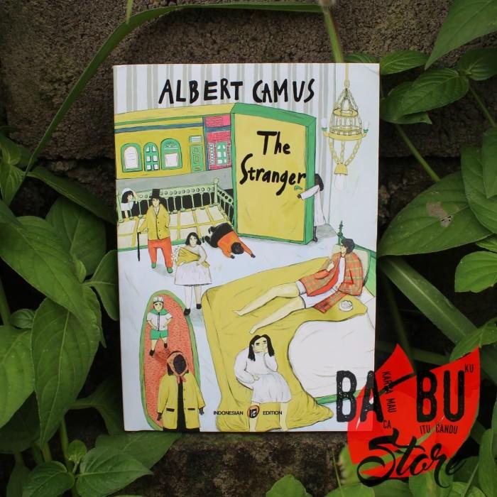 Foto Produk Novel The Stranger Albert Camus Original dari BaBu Store