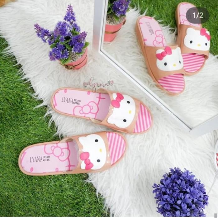 Foto Produk Sendal Hellokitty Pink dari LILILABEL