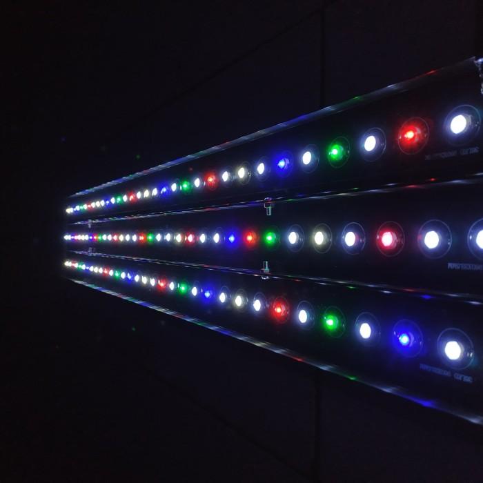 Jual Lampu LED Aquascape Aquarium 110cm 120cm 130cm ...
