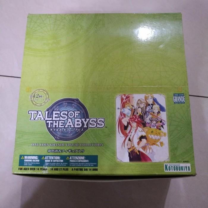 Foto Produk Kotobukiya Tales of the Abyss Set of 7 dari HE Collection