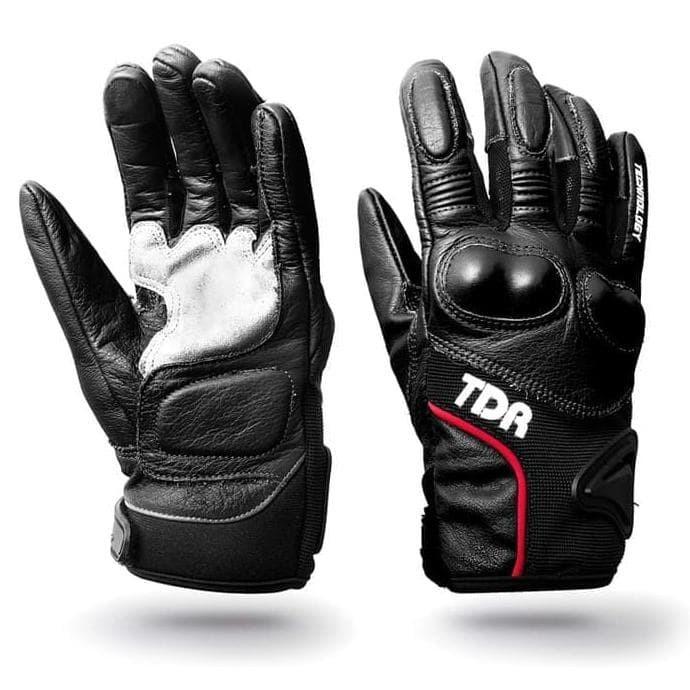 Foto Produk Sadrialfadil Sarung Tangan Motor Protector Tdr Gloves Rg-Gt dari sadrialfadil