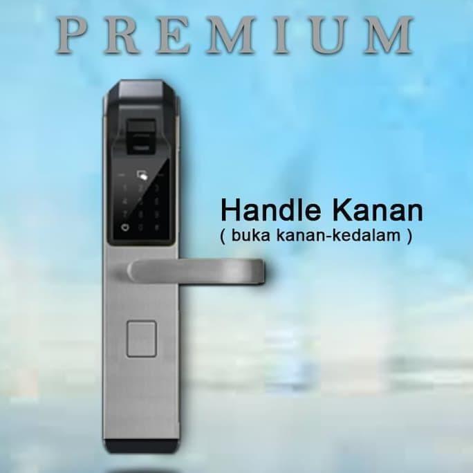 Foto Produk Kunci Pintu Digital / Digital Door Lock / Finger Print / Sidik Jari dari Bandi Store20