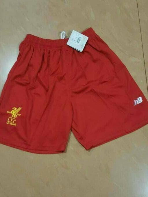 Foto Produk Celana Bola NB New Balance Liverpool Home 17/18 Grade Ori Official dari Afifah shopsss