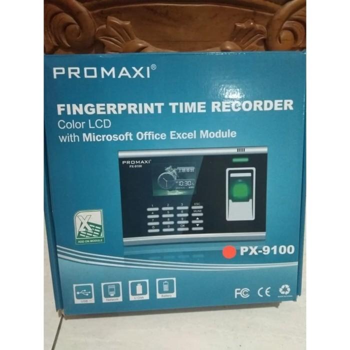 Foto Produk MESIN ABSENSI PROMAXI PX-9100 dari SMART EDUMEDIA