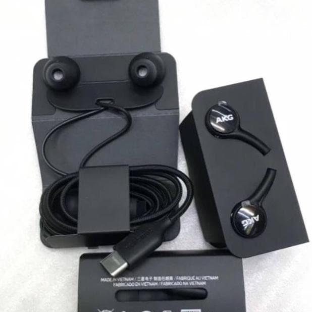 Foto Produk Terlaris ! Headset Earphones Samsung Note 10 Pro/Plus Original Akg dari Wicaksana-Cell