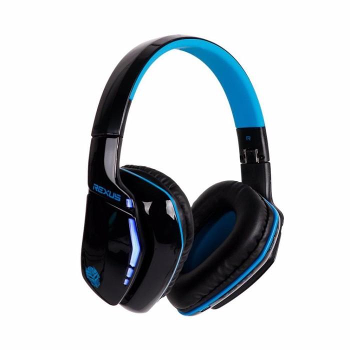 Foto Produk Terlaris ! Rexus Headset Gaming Wireless Thundervox Fx1 ® dari Diwangka-Tronik