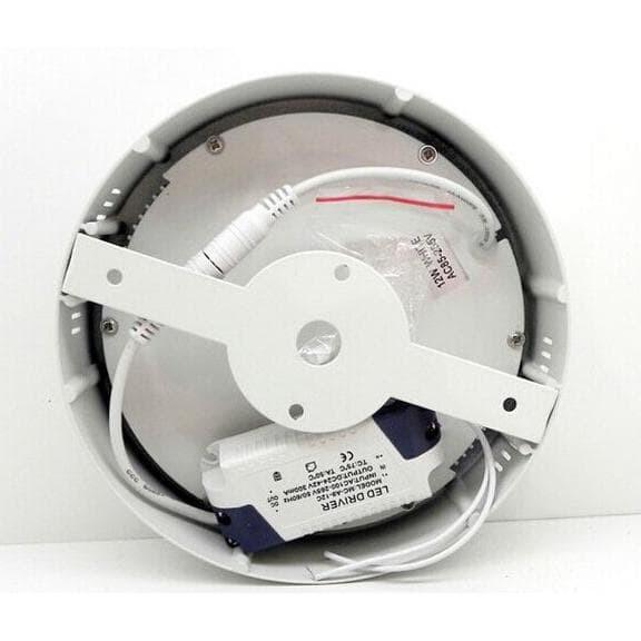 Foto Produk Terpopuler ! Lampu Panel LED Dua Warna 18W Putih + 6W Biru OUTBOW dari gaudiocio OFFICIAL