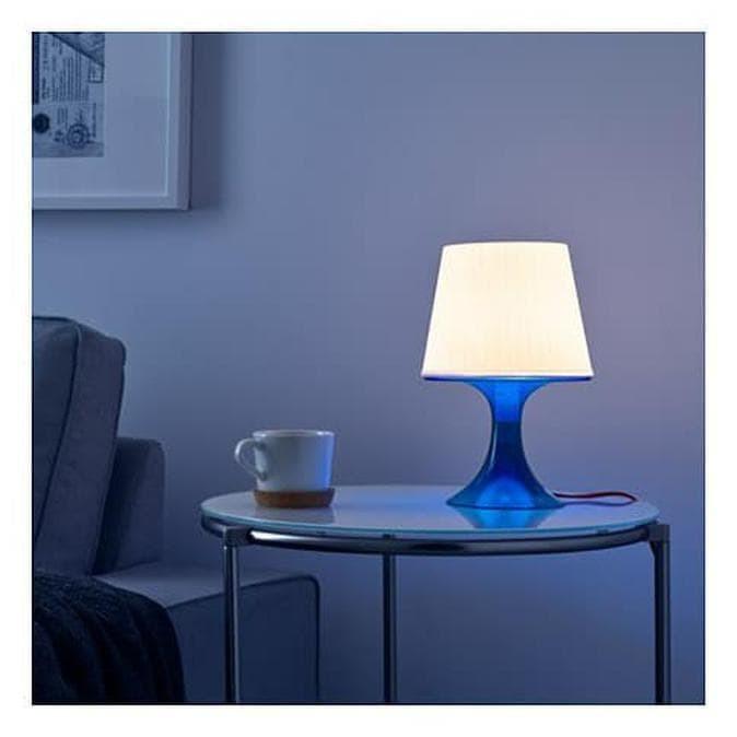Foto Produk Terpopuler ! New Lampu Meja Ruang Tamu / Hias / Tidur - Ikea Lampan dari gaudiocio OFFICIAL