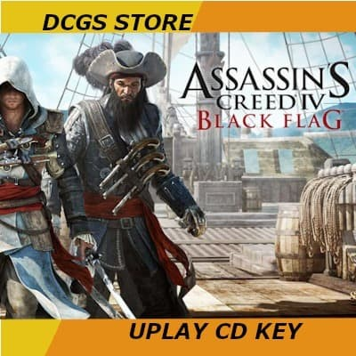 Jual Assassin S Creed Black Flag Uplay Cd Key Pc Game Original