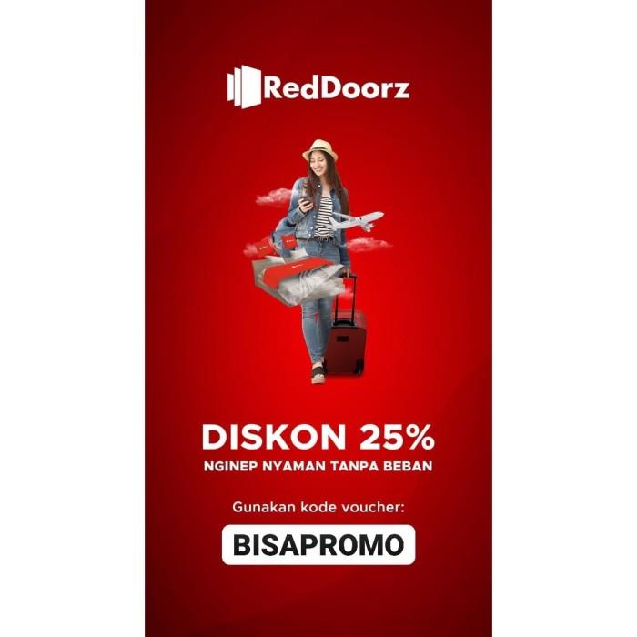 Jual Promo Reddoorz Kota Tangerang Selatan Sepeda Wisata Tokopedia