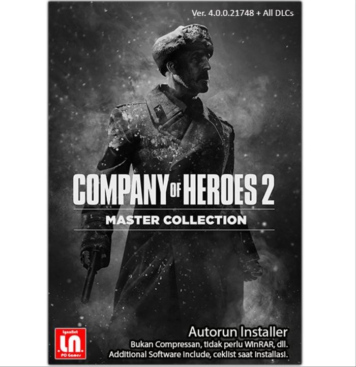 Jual Company Of Heroes 2 Pc Dvd Game Not Original Jakarta Pusat Umamistore20 Tokopedia