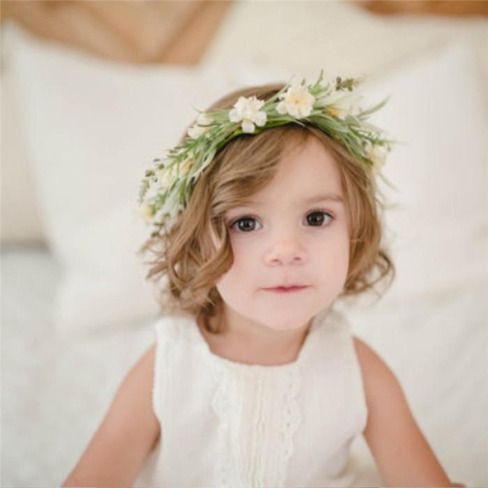 Foto Produk ?? bbworld Bandana Bunga Anak Perempuan untuk Properti Fotografi dari queenstore-33