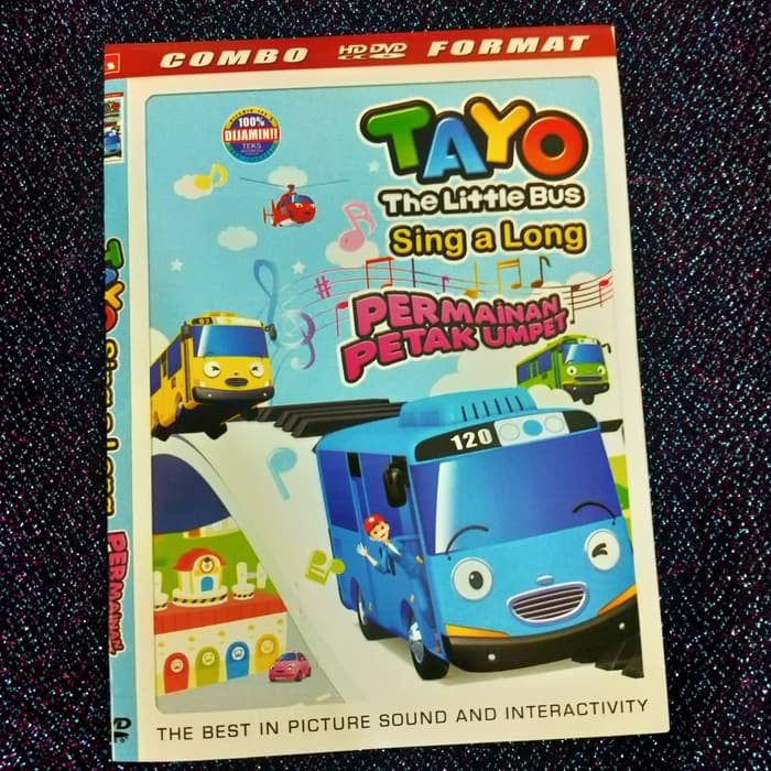 Jual Kaset Dvd Film Terbaru Tayo The Little Bus Permainan Petak Umpet Jakarta Barat Lucky Store 2205 Tokopedia