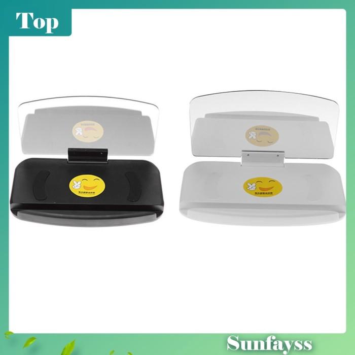 Foto Produk [Sun] Holder Handphone / GPS Reflektor HUD untuk Mobil dari Ravamo Store