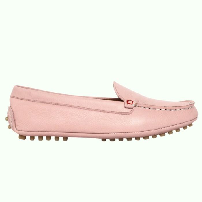 Foto Produk Gino Mariani Elena Ladies Slip On Shoes Pale Mauve - 39 dari Gino Mariani