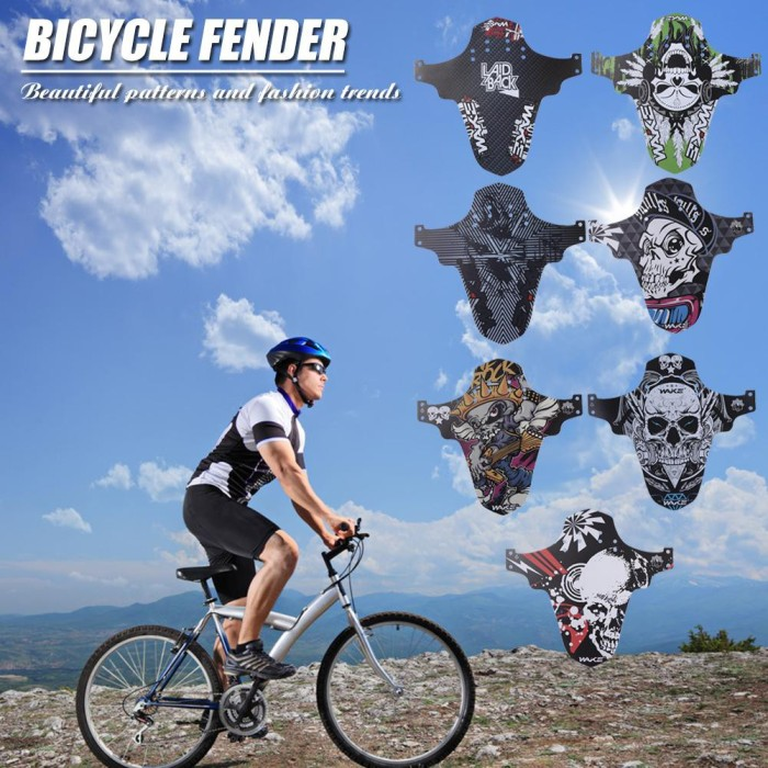 Foto Produk Pelindung Roda Sepeda Gunung dari Lumpur dari Ravamo Store