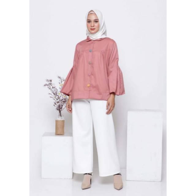 Foto Produk Tasya blouse #zyshop5507 dari remindstores