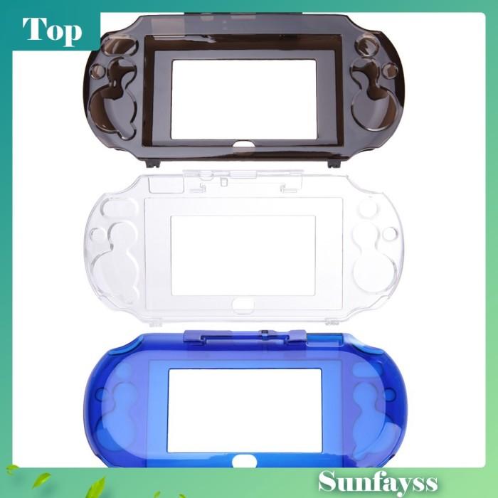 Foto Produk [Sun] Casing Hard Case Transparan untuk Sony PS Vita dari Ravamo Store
