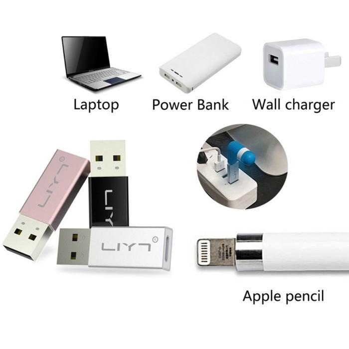 Foto Produk USBCharging Adapter For Apple Pencil 8Pin U Disk dari Canis87