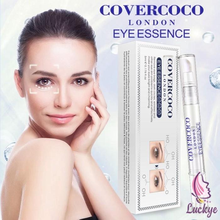 Foto Produk Covercoco Water Light Hyaluronic Acid Eye Essence Hydrationg Anti dari Yossa id