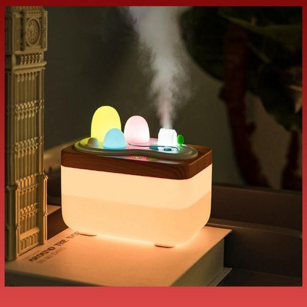 Foto Produk Ef Max Humidifier Diffuser Aromaterapi Minyak Esensial dengan dari Earlyta 16 Fashion