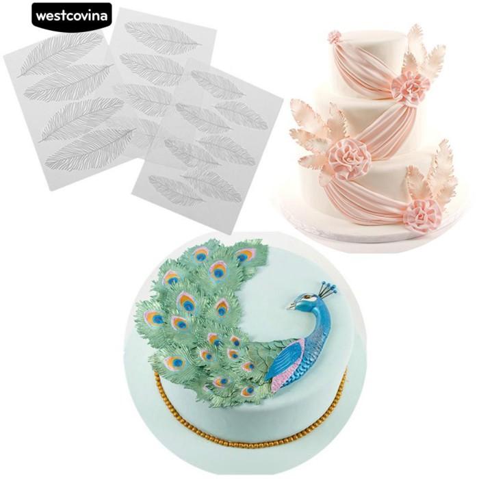 Foto Produk Bulu Fondant Permen Membuat Cetakan Kue Alat Pemodelan Kerajinan dari Sinarmas17